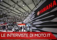 Andrea Colombi (Yamaha): Ténéré 700 e Niken GT sono i due volti della stessa passione