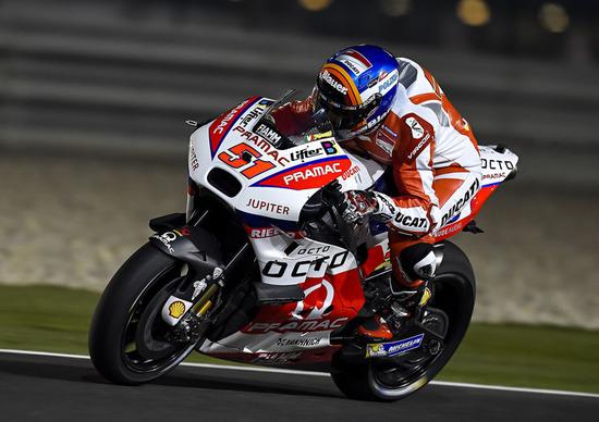 MotoGP. Pirro correrà sulla moto di Petrucci