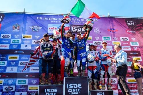 ISDE 2018, Maglia Azzurra, Day 6: Campioni del mondo Junior! (7)