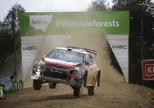 WRC 2018/Citroen. Gran Finale. Il Podio di Ostberg. Pierre Budar dichiara conclusa la prima fase della stagione… 2019