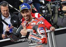 MotoGP. Dovizioso: A Valencia come nel 2018: più forte dopo le difficoltà