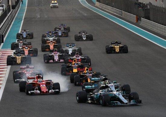 Orari TV Formula 1 GP Abu Dhabi 2018 diretta Sky e TV8