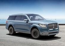 Lincoln Navigator Concept, SUV d'alto bordo