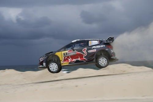 "WRC18 Australia. Thierry Neuville, l""autopsia"" (2)"