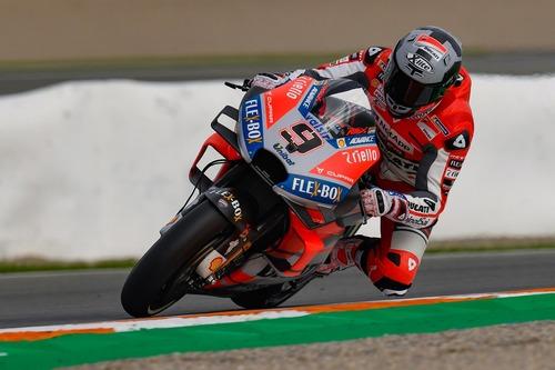 Test MotoGP. Viñales chiude in testa anche nel Day 2 (6)