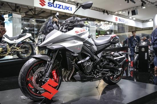 La Suzuki Katana 1000 presentata a Colonia e poi a Milano