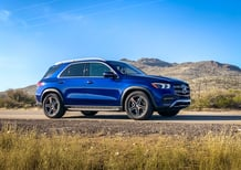 Mercedes GLE 2019. Sospensioni intelligenti e guida quasi autonoma [Video]