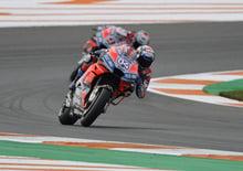 LIVE - MotoGP, test 2019 a Valencia