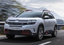 Citroen C5 Aircross 2019, look e comfort [Video primo test]