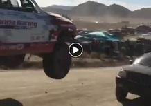 Baja 1000: tragedia sfiorata per Alexander Rossi [Video]