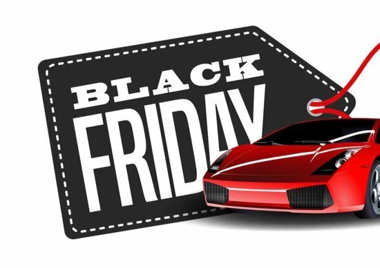 Black Friday 2018: le offerte e le promozioni auto