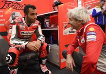 Test MotoGP a Valencia. La versione di Zam