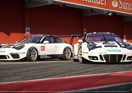 Porsche Carrera Cup Esport, nuovo evento a premi