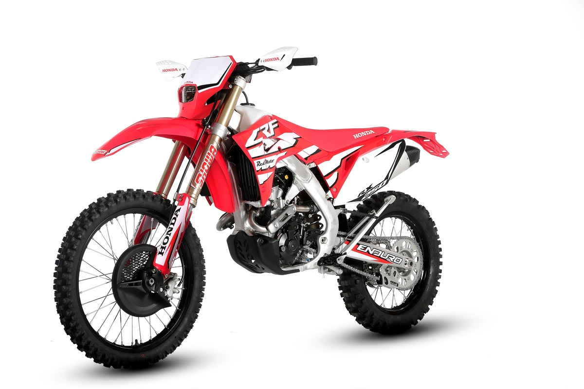 honda crf 250 rx enduro 2019 prezzo e scheda tecnica. Black Bedroom Furniture Sets. Home Design Ideas