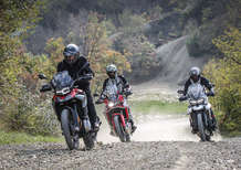 BMW F850GS vs Honda Africa Twin vs Triumph Tiger 800 XC