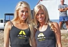 MXoN 2010. Le Girls più belle ammirate a Denver