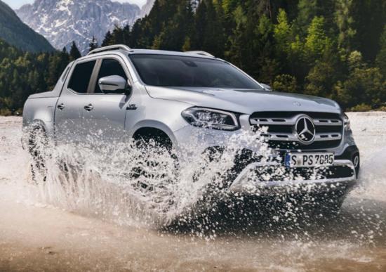 Mercedes Classe X 2019 | come va con il V6 diesel?