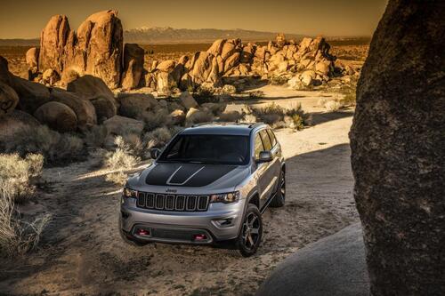 Jeep Grand Cherokee Trailhawk e Summit: eccole al Salone di New York (6)