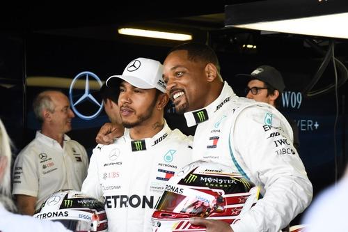 F1, GP Abu Dhabi 2018, Hamilton: «Un onore gareggiare con Vettel» (5)