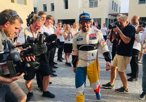 F1: il bello e il brutto del GP di Abu Dhabi 2018