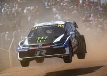 WRX-18. Sud Africa. Round 12. Johan Kristoffersson (VW), l'11° sigillo della stagione trionfale