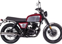 Brixton Motorcycles BX 125 ABS (2019)