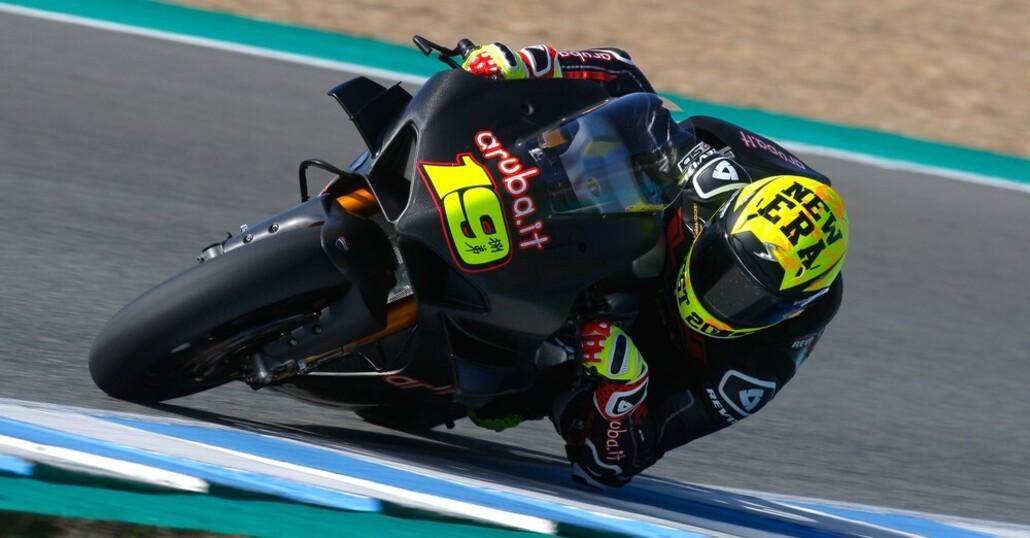 Test SBK: testa a testa fra Rea e Bautista a Jerez