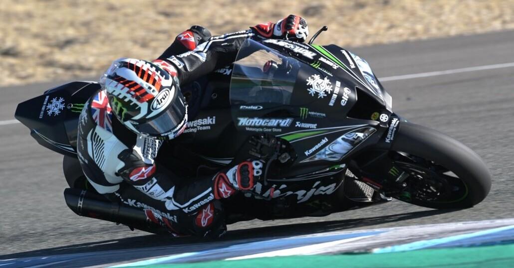 Superbike, test Jerez - Rea chiude in testa