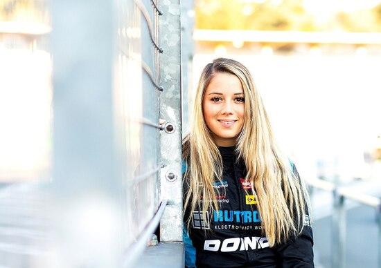 Formula E, Carrie Schreiner al posto di Sophia Floersch nei test con HWA