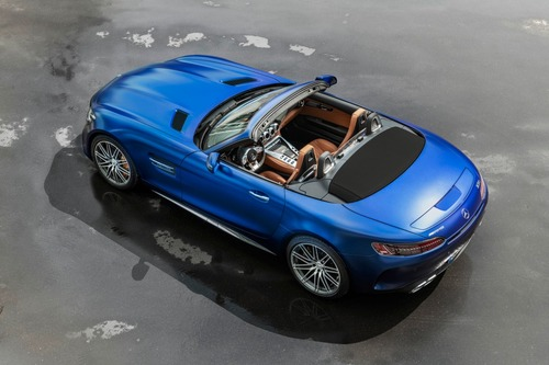 Mercedes-AMG GT: restyling per tutta la gamma al Salone di Los Angeles (7)