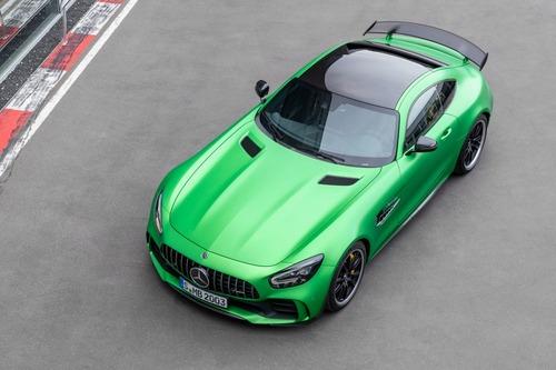 Mercedes-AMG GT: restyling per tutta la gamma al Salone di Los Angeles (3)