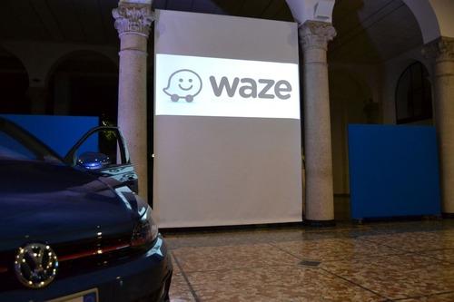 Waze-Volkswagen: partnership avviata (7)