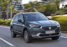Seat Tarraco 2019, gamma SUV al completo