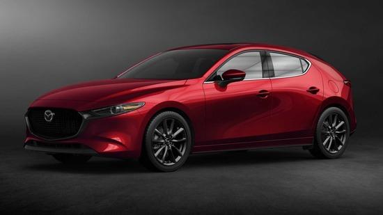 La nuova Mazda3