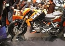 Novità KTM all'Intermot di Colonia