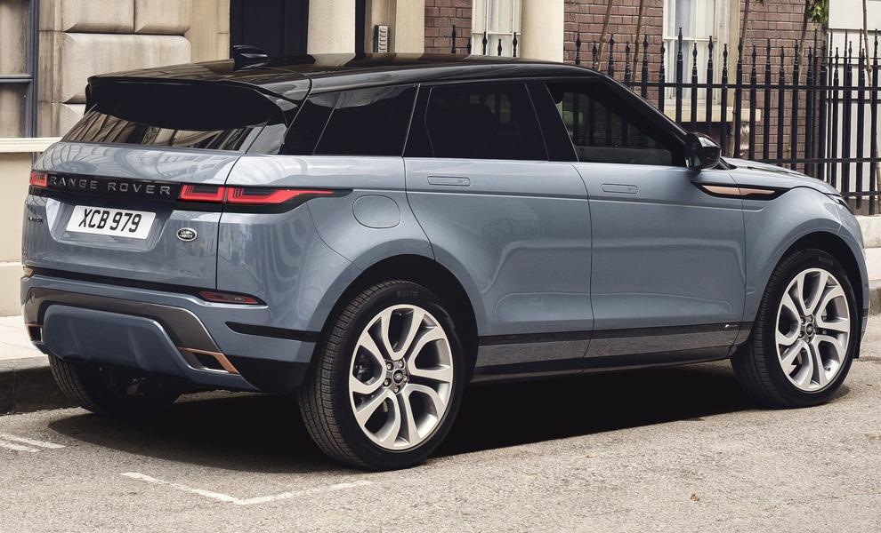 Land Rover Range Rover Evoque (3)