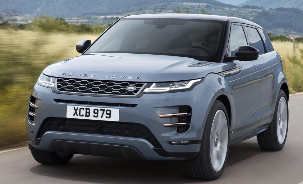 Land Rover Range Rover Evoque (2)