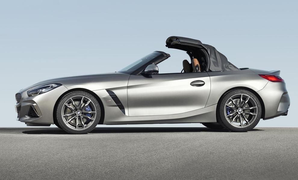 Bmw Z4 Cabrio Z4 M40i Nuove Listino Prezzi Auto Nuove