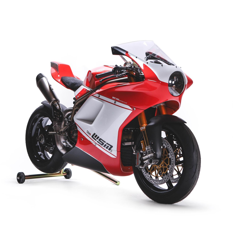 WSM SBK: ecco la Ducati 1098 R creata da Walt Siegl Motorcycles