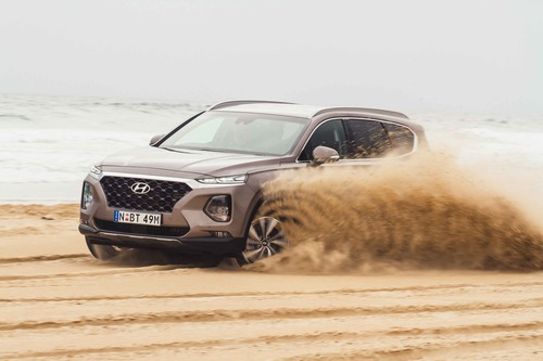 Hyundai Australian EXP 2. Country Side. Trip & Test (9)