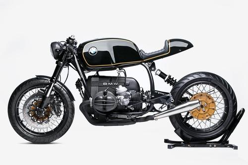 BMW R100R 'Mark II Evo': la creazione di Diamond Atelier (2)