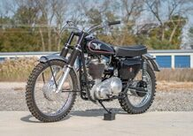 Matchless G80 TCS Typhoon all'asta a gennaio