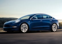 Tesla Model 3, in Italia costa 59.600 euro