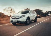 Honda CR-V Hybrid 2019, l'ibrido che ci ha convinto [Video]