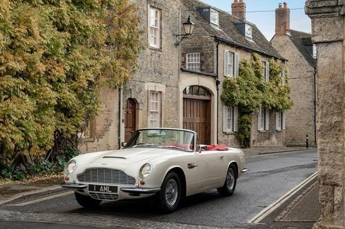 Aston Martin storiche diventano elettriche con il Kit dedicato, reversibile: sacrilegio o furbata? (5)