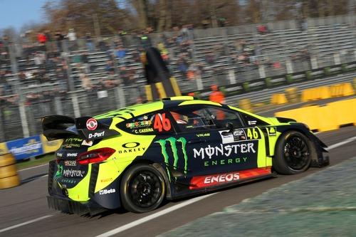 Monza Rally Show 2018: vittoria schiacciante di Valentino Rossi (2)
