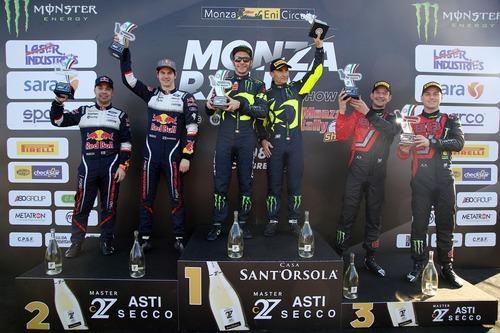 Monza Rally Show 2018: vittoria schiacciante di Valentino Rossi (7)