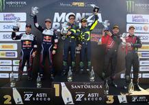 Monza Rally Show 2018: vittoria schiacciante di Valentino Rossi