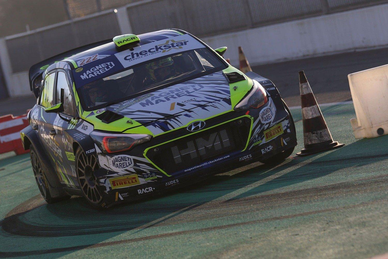 Monza Rally Show 2018: super Cairoli batte Rossi al Masters' Show
