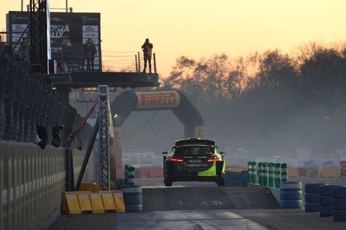 Monza Rally Show 2018: super Cairoli batte Rossi al Masters' Show (5)